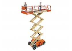 JLG 4394RT Scissor Lift