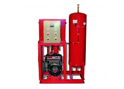 Constant Pressure Fire Pump FE350D-AS