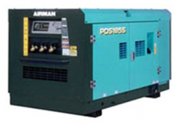 Airman PDS-175S Engine Air Compressor