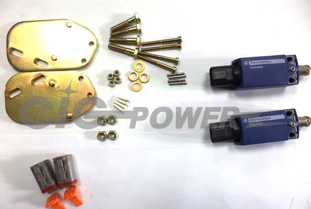 LIMIT& SWITCH - Part No. 1001109345