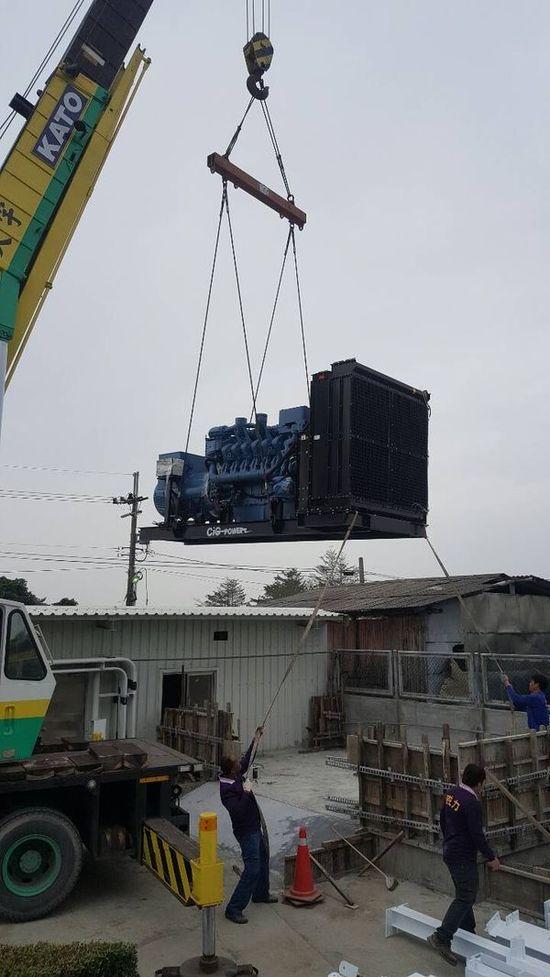 MTU generators and cig