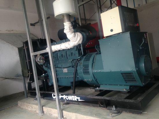 發電機,柴油發電機