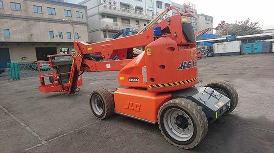 JLG 電動 曲臂式高空作業車