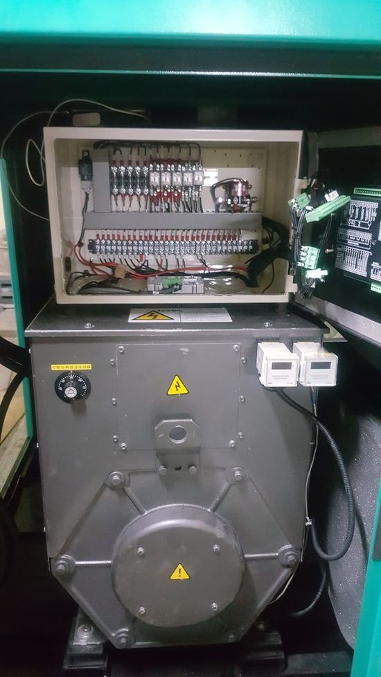 cigpower柴油發電機組