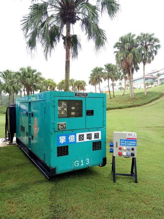 高爾夫球 發電機租用