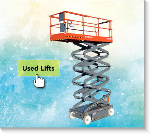 used lifts